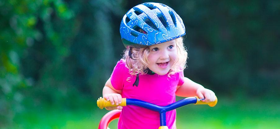 Vad är det bästa med en barncykel?