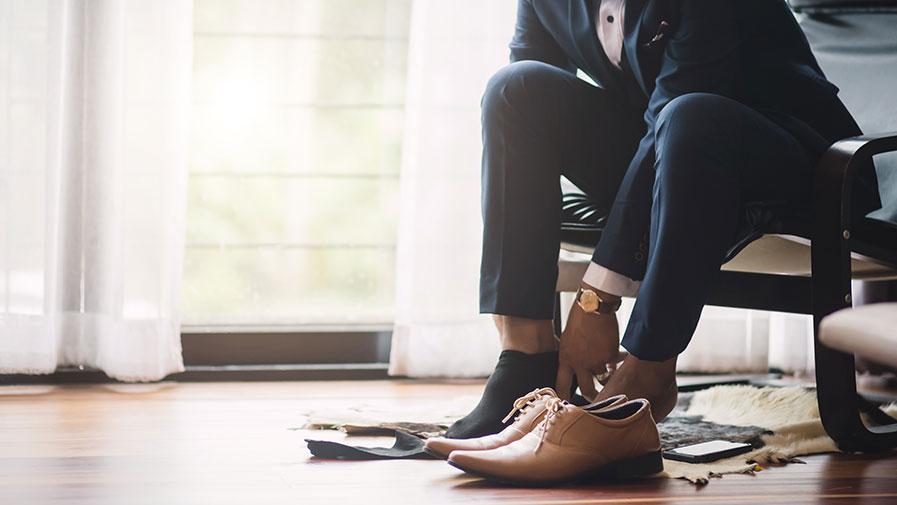 Ecco – skor av hög kvalitet